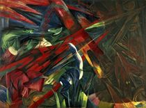 Fate of the Animals von Franz Marc