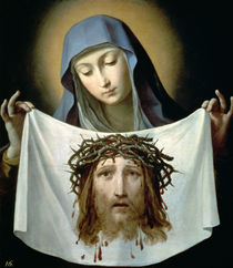 St. Veronica  von Guido Reni