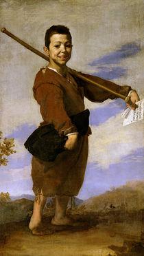 The Club Foot von Jusepe de Ribera