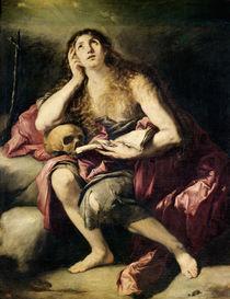 The Penitent Magdalene  von Jusepe de Ribera