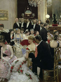 The Soiree von Jean Beraud
