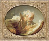A Philosopher von Jean-Honore Fragonard