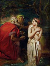 Susanna and the Elders von Theodore Chasseriau