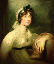 Diana Sturt by Sir Thomas Lawrence
