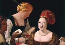 The Cheat with the Ace of Diamonds von Georges de la Tour
