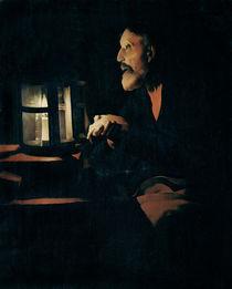 The Tears of St. Peter  von Georges de la Tour