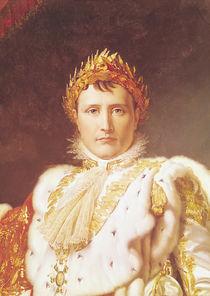 Napoleon I  by Baron Francois Pascal Simon Gerard
