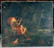 Daphnis and Chloe von Baron Francois Pascal Simon Gerard