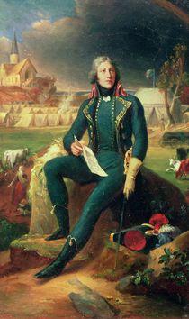 Portrait of General Louis-Lazare Hoche  by Baron Francois Pascal Simon Gerard