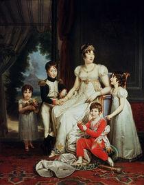 Caroline Bonaparte  von Baron Francois Pascal Simon Gerard
