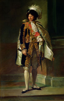 Joachim Murat  by Baron Francois Pascal Simon Gerard