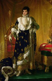 Portrait of Jerome Bonaparte  von Baron Francois Pascal Simon Gerard