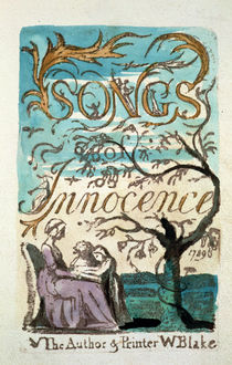 Songs of Innocence von William Blake