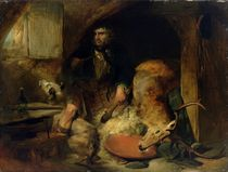 The Savage by Sir Edwin Landseer