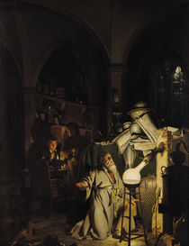 The Alchymist by Joseph Wright of Derby