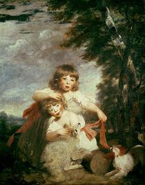 The Brummell Children by Sir Joshua Reynolds