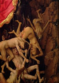 The Last Judgement by Rogier van der Weyden