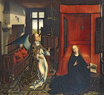 The Annunciation  von Rogier van der Weyden