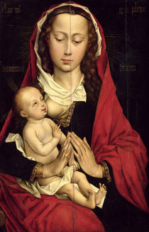 Madonna and Child  von Rogier van der Weyden