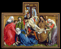 Descent from the Cross by Rogier van der Weyden