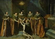 Louis XIII  by Philippe de Champaigne