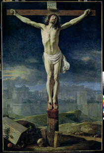 Christ on the Cross von Philippe de Champaigne