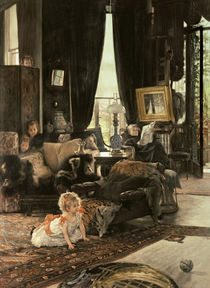 Hide and Seek von James Jacques Joseph Tissot