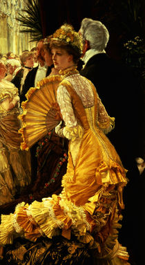 The Ball von James Jacques Joseph Tissot