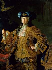 Francis I  von Martin II Mytens or Meytens
