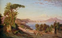 View of Naples  von Carl Wilhelm Goetzloff