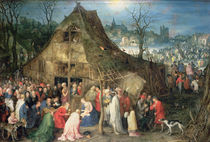 Adoration of the Magi von Jan Brueghel the Elder