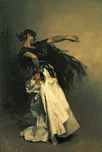 'The Spanish Dancer' by John Singer Sargent