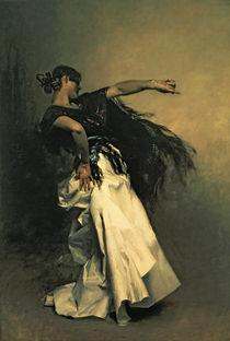 The Spanish Dancer von John Singer Sargent