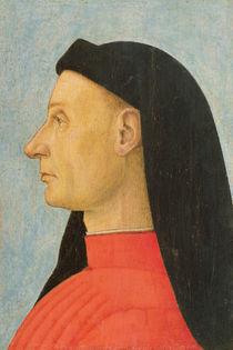 Portrait of a Young Man  von Giovanni Bellini