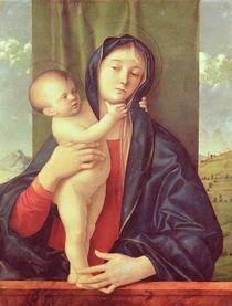 Virgin and Child von Giovanni Bellini