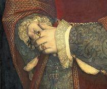 Portrait of Jane Seymour von Hans Holbein the Younger