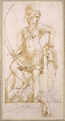 Perseus by Giulio Romano