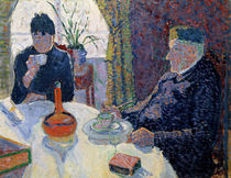 Study for The Dining Room by Paul Signac