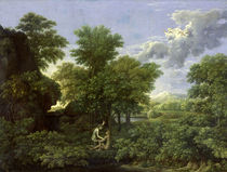 Spring by Nicolas Poussin