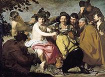 Triumph of Bacchus von Diego Rodriguez de Silva y Velazquez