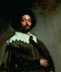Juan de Pareja von Diego Rodriguez de Silva y Velazquez