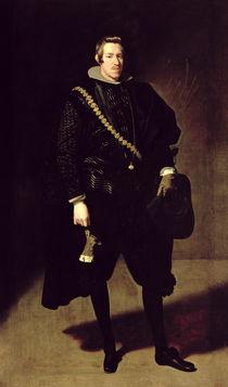 Portrait of Infante Don Carlos  von Diego Rodriguez de Silva y Velazquez