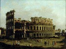 The Colosseum  von Canaletto