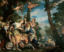 The Rape of Europa  by Veronese