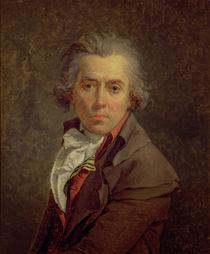 Self Portrait by Jacques Louis David