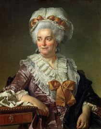 Portrait of Madame Charles-Pierre Pecoul by Jacques Louis David