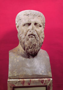 Bust of Plato  von Greek