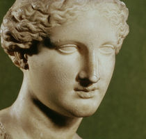 Head of Artemis  von Greek
