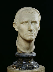 Bust of Antiochus III  by Greek