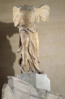 The Victory of Samothrace  von Greek